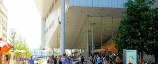 Het Whitney Museum in New York