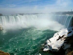 Dagtrip Niagarawatervallen vanuit New York met privévliegtuig