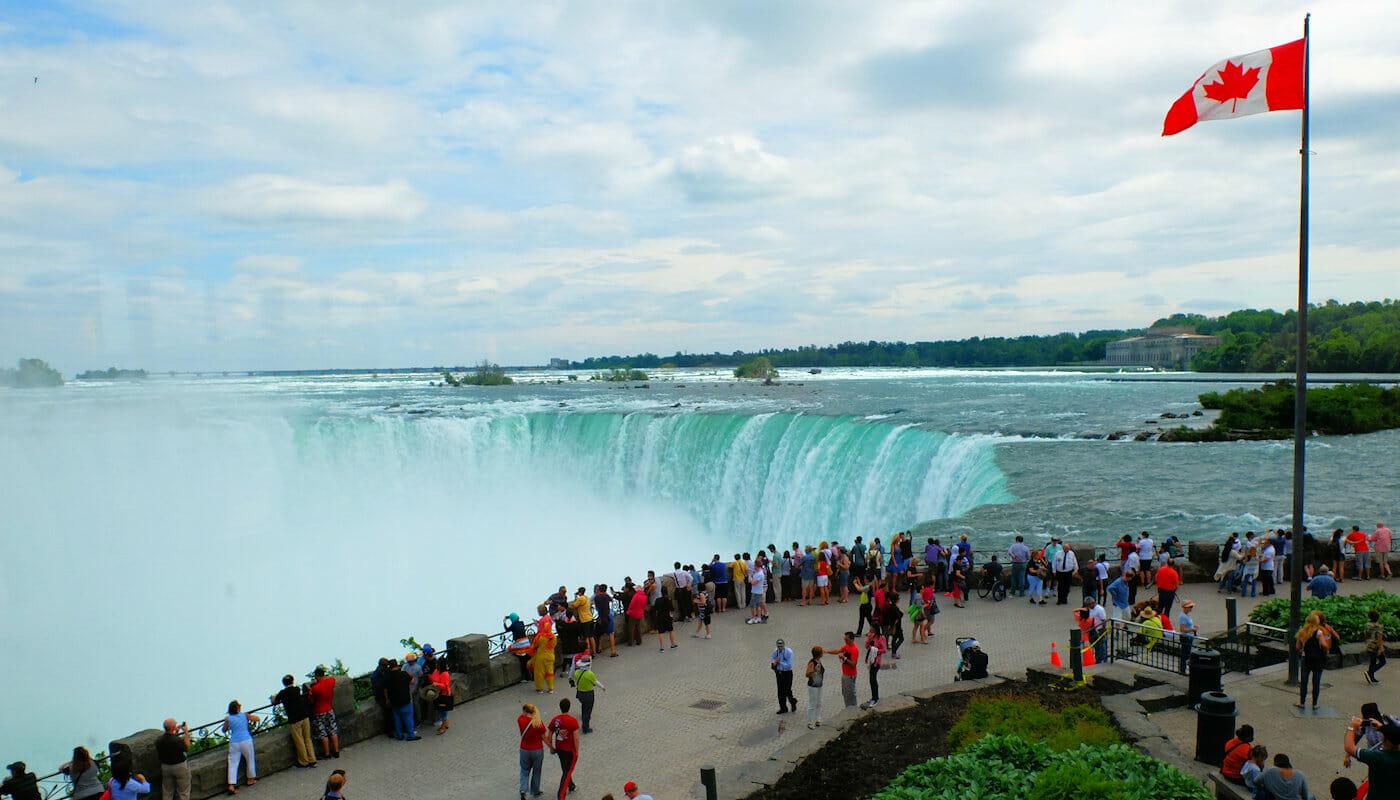 Dagtrip Niagarawatervallen met privévliegtuig - Canada