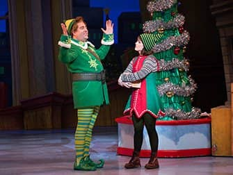 Elf de Kerstmusical Tickets - Uitleg Buddy