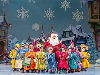 Elf de Kerstmusical Tickets - Santa