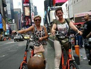 Fietstour door Manhattan