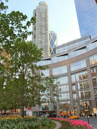 Fietstour door Manhattan - Columbus Circle