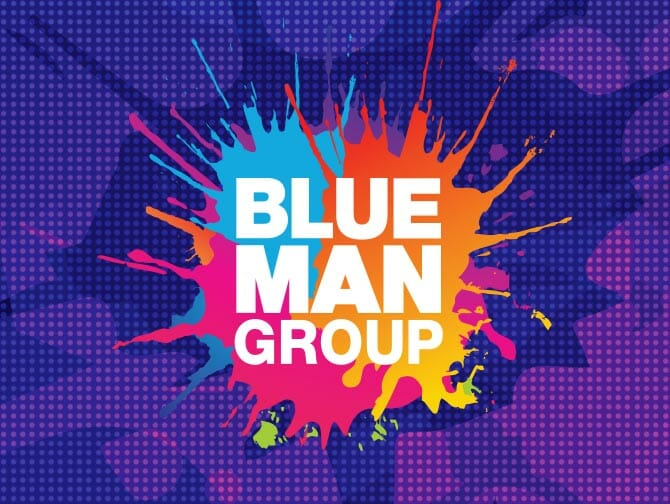 Blue Man Group in New York Tickets