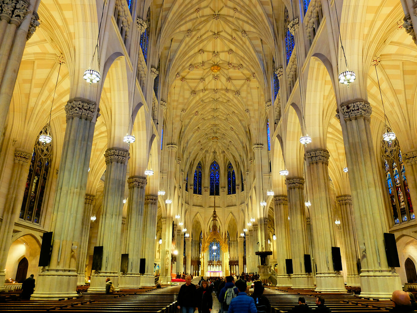 St. Patrick's Cathedral in New York - Indrukwekkende Architectuur