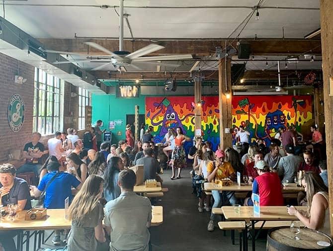 Brooklyn Brewery en Bier Tour - Brooklyn Brewery