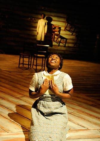 The Color Purple op Broadway - De Musical