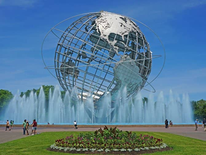 Brooklyn, Queens en The Bronx Tour - Unisphere