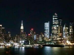Avondtour in New York