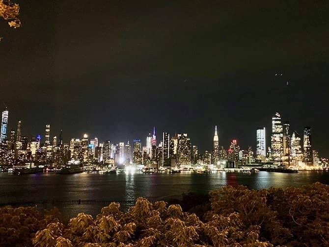 Avondtour in New York - Skyline vanuit New Jersey