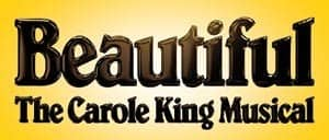 Beautiful The Carole King Musical op Broadway Tickets