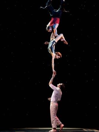 Cirque du Soleil in New York Tickets - Acrobaten