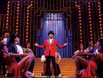 Cirque du Soleil in New York Tickets - Magisch