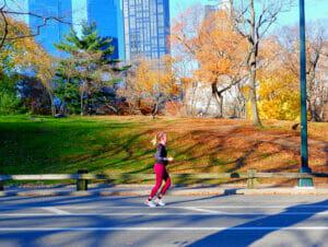Hardlopen in New York