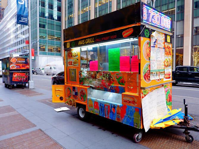 New York Street Food - Bapcha