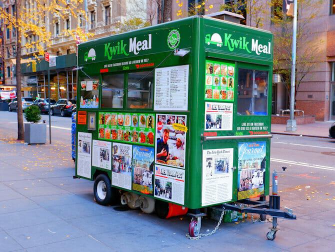 New York Street Food - wafel