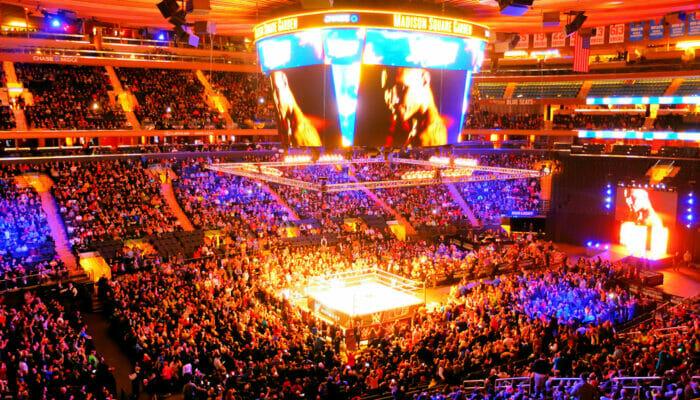 WWE Worstelen in New York Tickets - Worstelaars