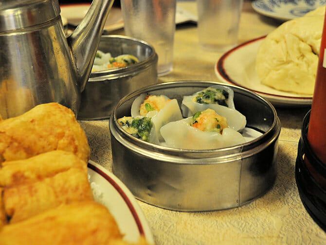 Chinatown en Little Italy Foodtour - Dim Sum