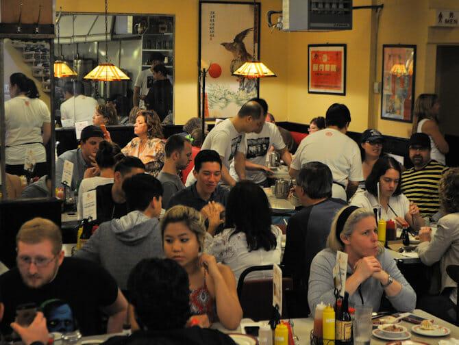 Chinatown en Little Italy Foodtour - Restaurant
