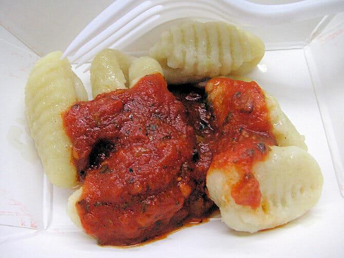 Chinatown en Little Italy Foodtour - Proeven