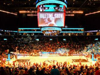 New York Liberty Basketbal Tickets - Wedstrijd