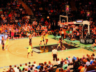 New York Liberty Basketbal Tickets - Spelers