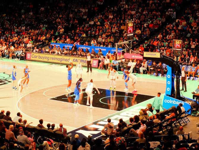 New York Liberty Basketbal Tickets
