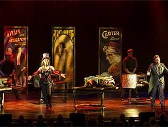 The Illusionists op Broadway Tickets - Magische trucs