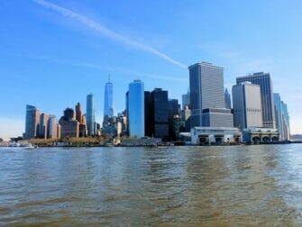 Mooiste uitzichten van New York - Staten Island Ferry