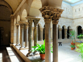 The Met Cloisters in New York - Architectuur