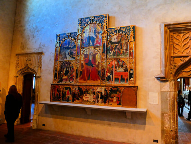 The Met Cloisters in New York - Middeleeuwse kunst