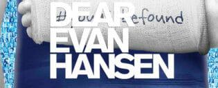 Dear Evan Hansen op Broadway Tickets