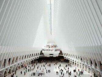 Westfield World Trade Center - Architectuur