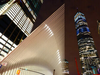 World Trade Center Transportation Hub - Oculus Buitenkant