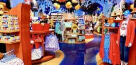 Disney Store op Times Square