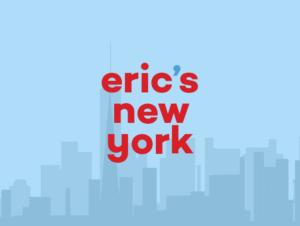 Eric's New York App Skyline