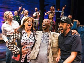Come From Away op Broadway Tickets - Cast