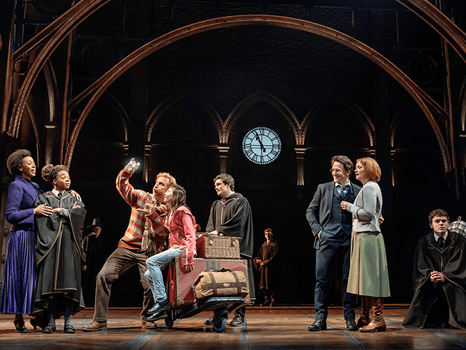 Harry Potter and the Cursed Child op Broadway Tickets - De Nieuwe Generatie
