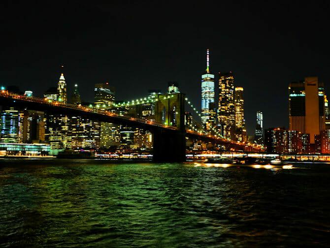 Hudson River Dinner Cruise in New York - Uitzicht