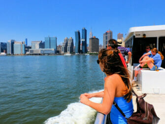 NYC Ferry in New York - Ferrytocht