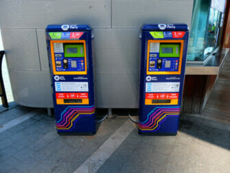 NYC Ferry in New York - Ticketmachines