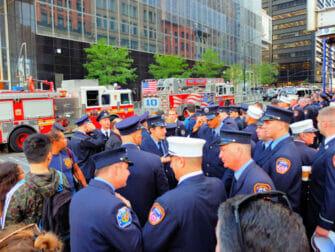 9/11 in New York - Brandweermannen