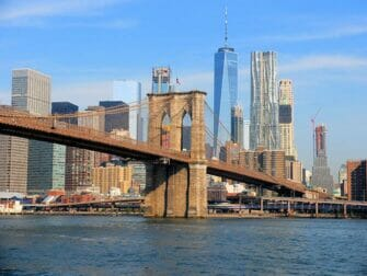 Verschil tussen New York Explorer Pass en New York Pass - Brooklyn Bridge