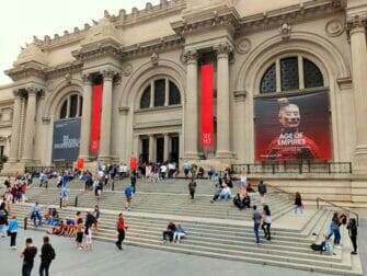 Verschil tussen New York Explorer Pass en New York Pass - The Met