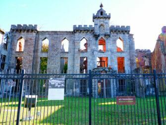 Roosevelt Island - Smallpox Ziekenhuis
