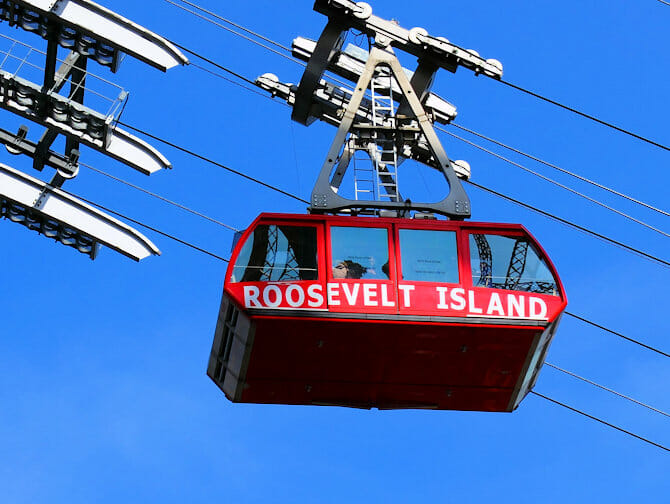 Roosevelt Island - Tram