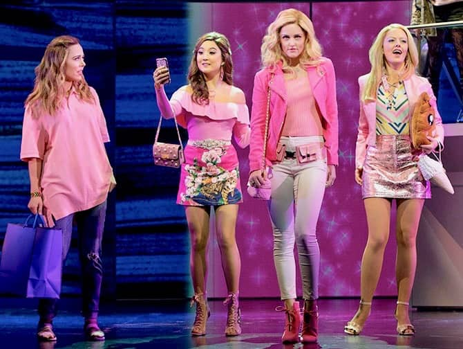 Mean Girls op Broadway Tickets - De Meiden