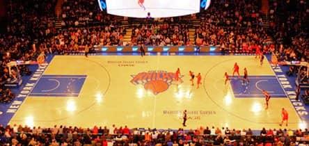 Knickswedstrijd