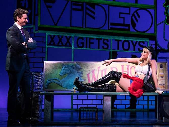Pretty Woman The Musical op Broadway Tickets - Edward en Vivian
