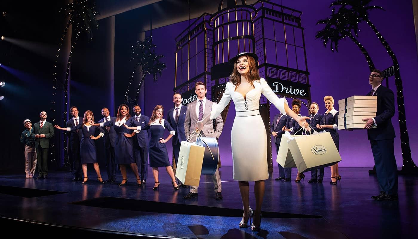 Pretty Woman The Musical op Broadway Tickets - Winkelen